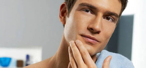 men with soft skin