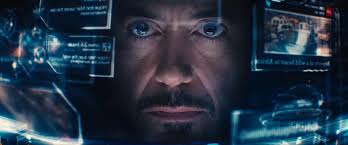 The Avengers Age of Ultron Iron Man HUD