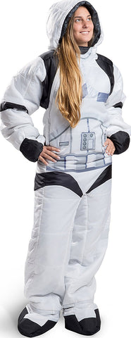Wearable Stormtrooper Armour Sleeping Bag
