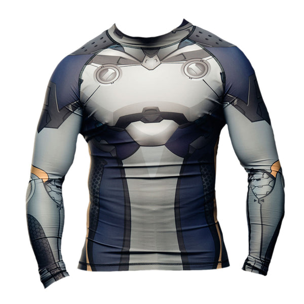 Bounty Hunter Rash Guard
