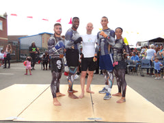 Fierce Edge All Stars Dre Groce Kerrith Bhella Joby Clayton Ben Whittaker Michelle Clayton Firewalker Muay Thai