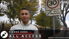 Fierce Edge All Access VLOG #05 Brothers
