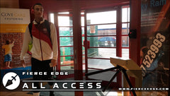 Fierce Edge All Access VLOG 02 Ben Whittaker The Coach