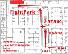 Fight Park Map