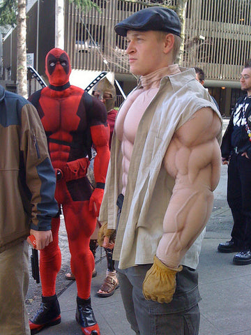 Lean Flex Muscle Suit