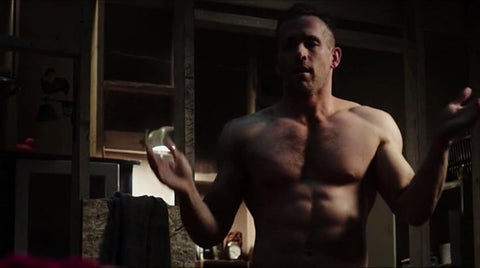 Ryan Reynolds Deadpool Workout