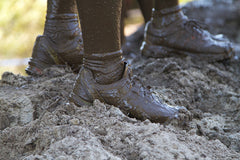 Mud Run footwear