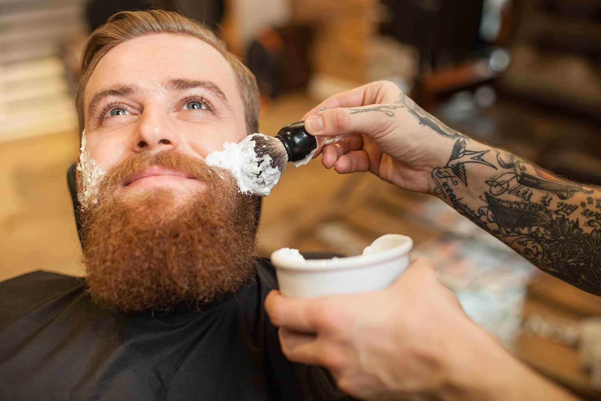 wolverhampton cut throat razor wet shave