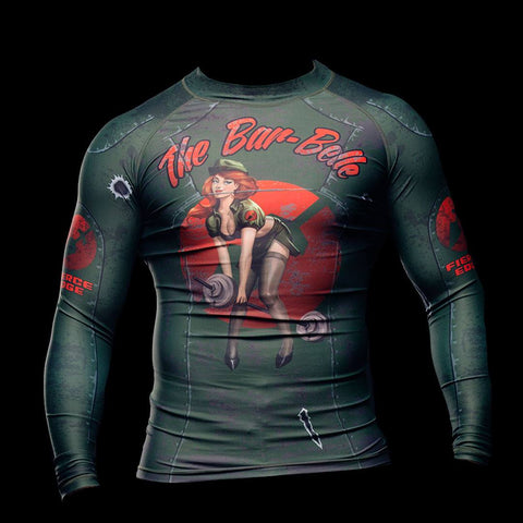 The Bar-Belle Rashguard
