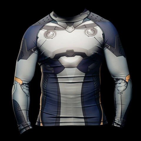 Bounty Hunter Rashguard