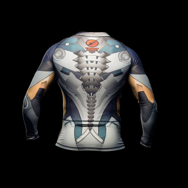 Bounty Hunter Rashguard - Fierce Edge