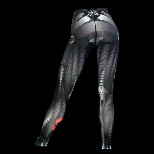 Cyborg Leggings - Fierce Edge