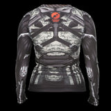 Cyborg Rash Guard - Fierce Edge