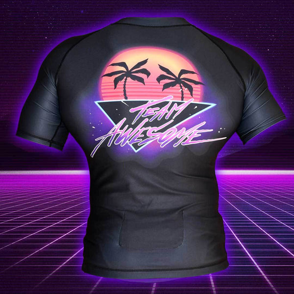 Team Awesome Rashguard