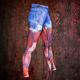 Zombies Run leggings