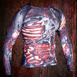 Zombie Rashguard - Fierce Edge