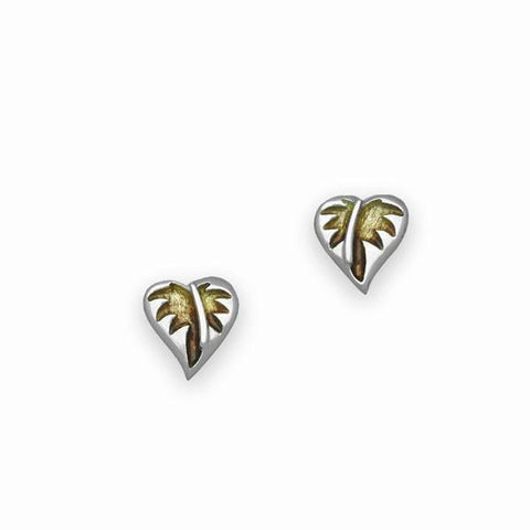 Borneo Silver Earrings EE449