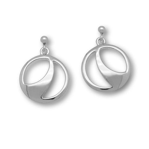Etive Silver Earrings E1550