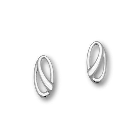 Elle Silver Earrings E1431