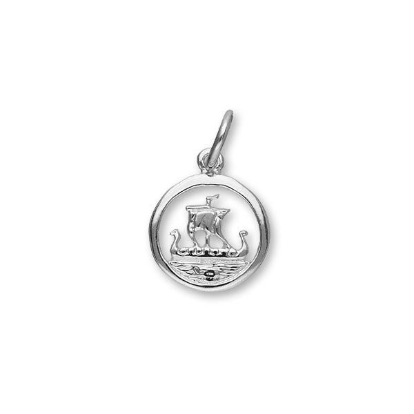 Orkney Traditional Silver Charm C108