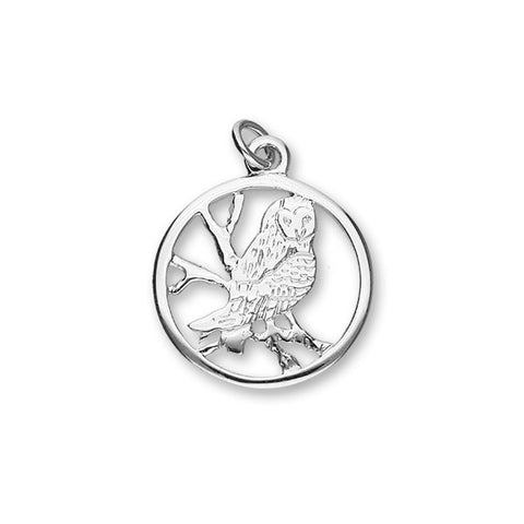 Nature In Flight Silver Charm C116