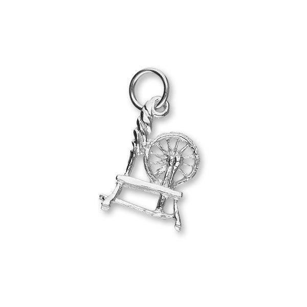 Orkney Traditional Silver Charm C15