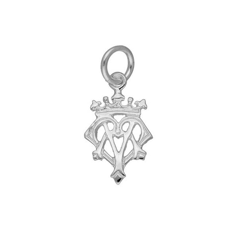 Luckenbooth Silver Charm C166