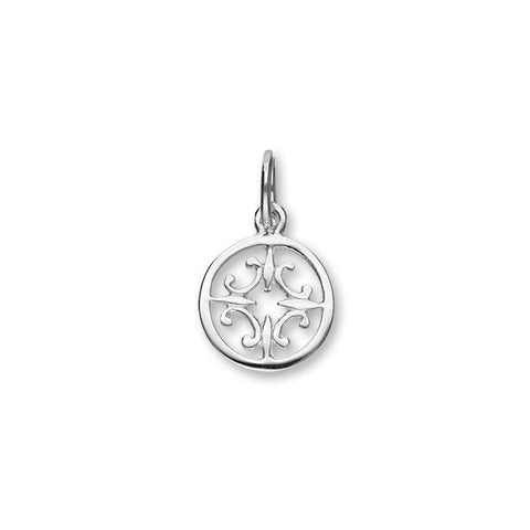 Orkney Traditional Silver Charm C24