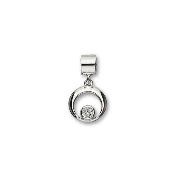 Harlequin Silver Charm C311