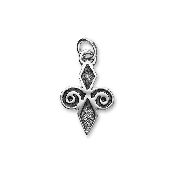 Orkney Traditional Silver Charm C9