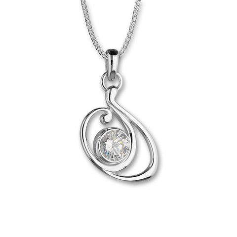 Retreat Silver Pendant CP341