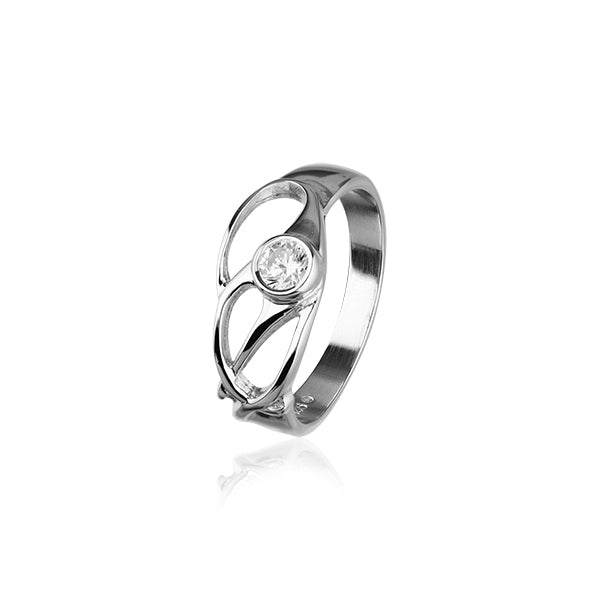 Cupid Silver Ring CR160