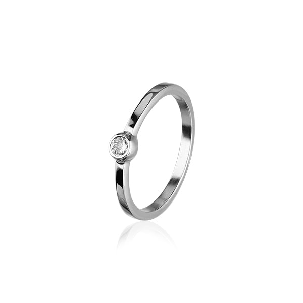 Cupid Silver Ring CR161