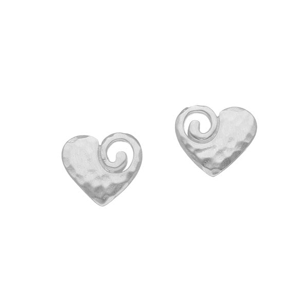 Pirouette Silver Earrings E1415