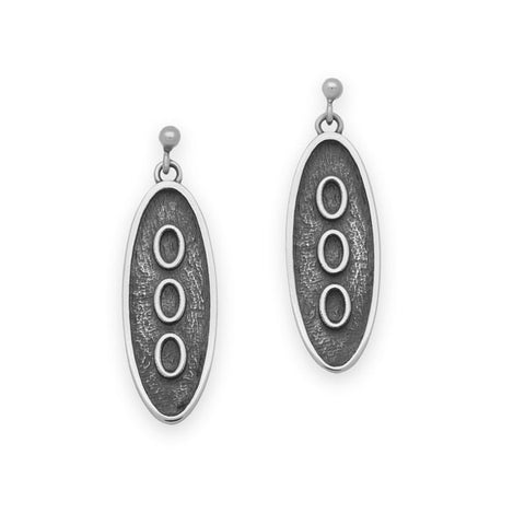 Lulu Silver Earrings E1768
