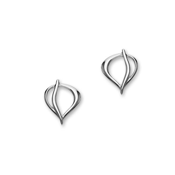Leah Silver Earrings E1776