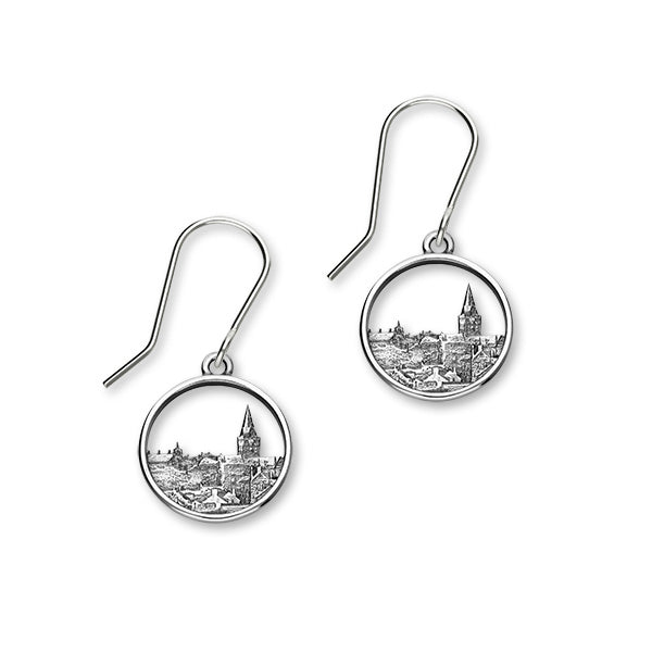 Skyline Silver Earrings E1904