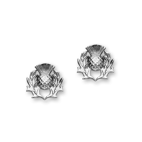 QNIS Silver Earrings E1906