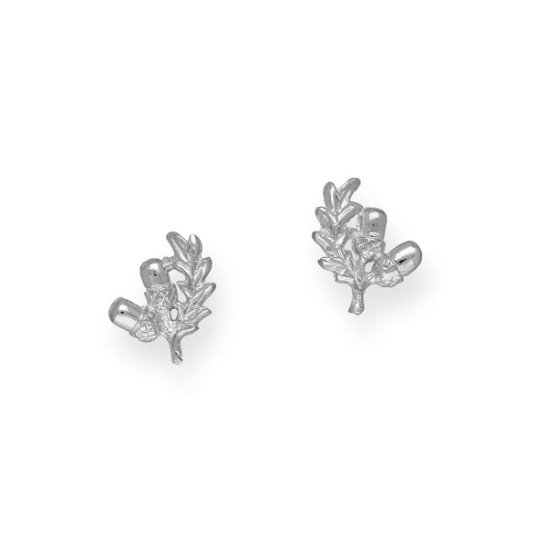 Simply Stylish Silver Earrings E221