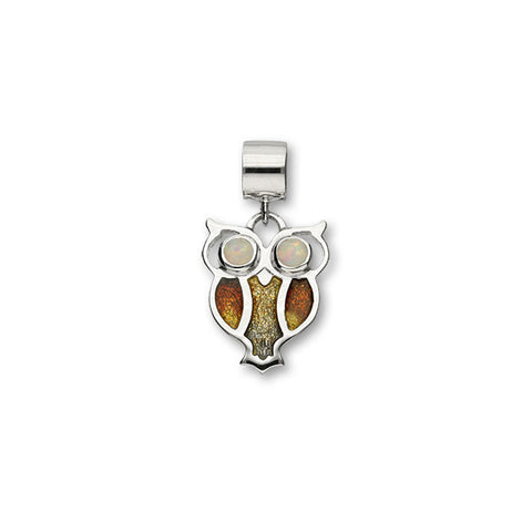 Nature in Flight Silver Charm EC6