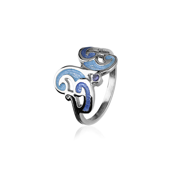 New Dawn Silver Ring ECR3