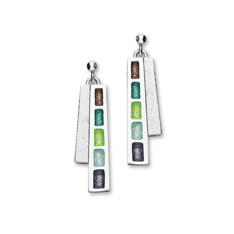 Indulge Silver Earrings EE179