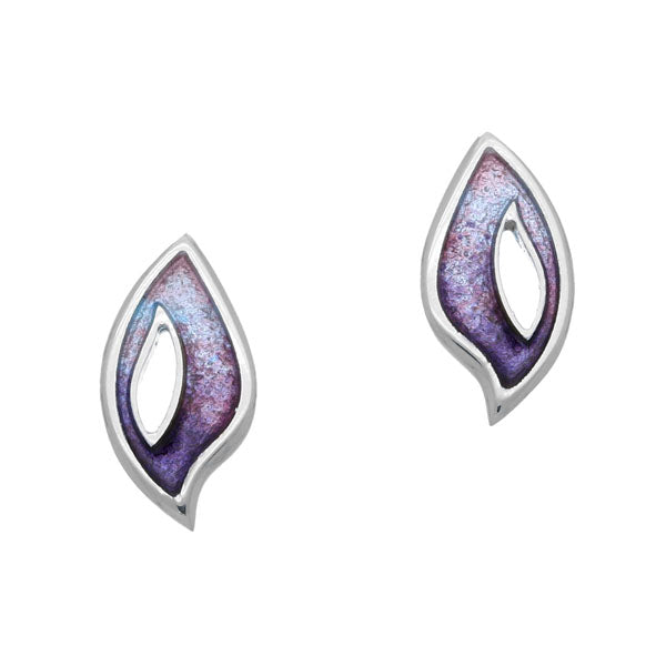 Blaze Silver Earrings EE216