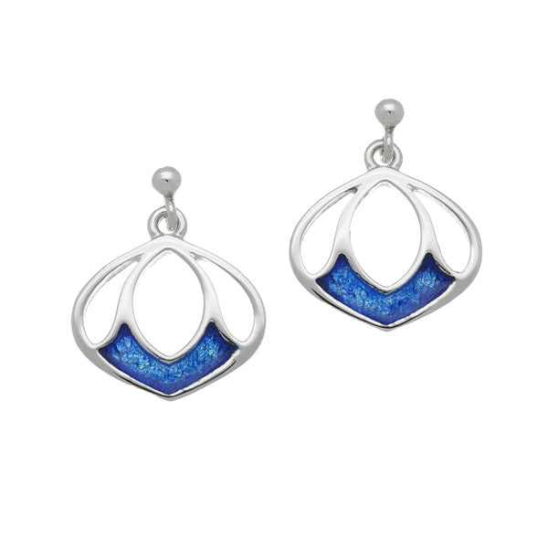Arctic Silver Earrings EE358