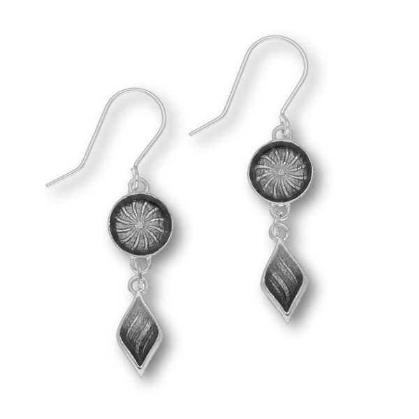 Firefly Silver Earrings EE405