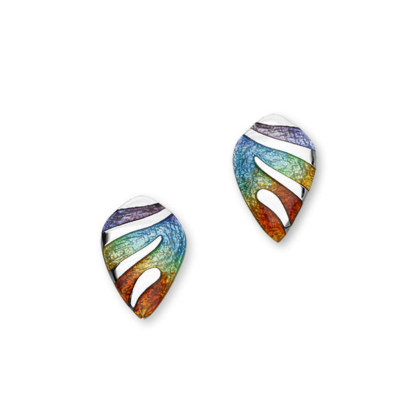 Mirage Silver Earrings EE408