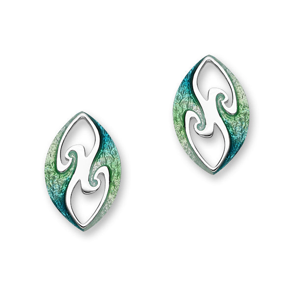 Bali Silver Earrings EE453