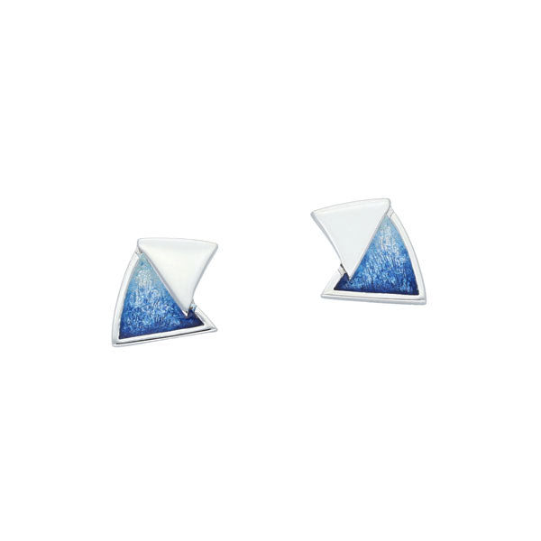 Sail Away Silver Earrings EE472