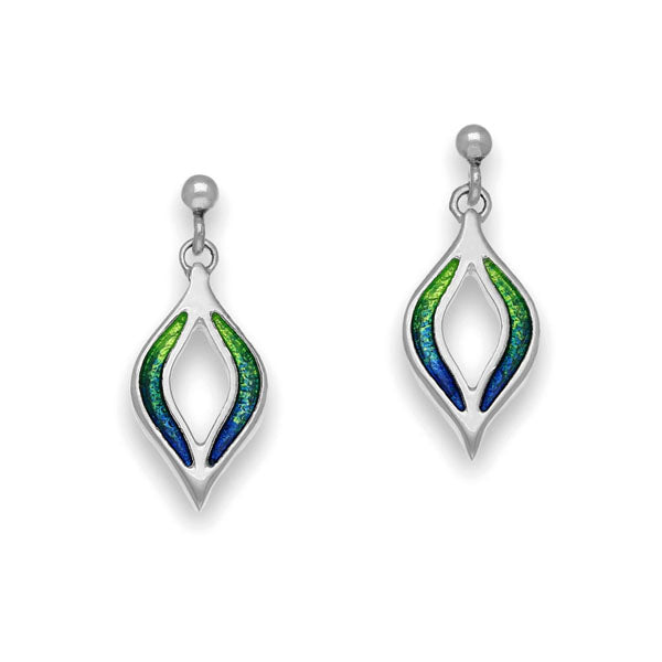 New Dawn Silver Earrings EE498