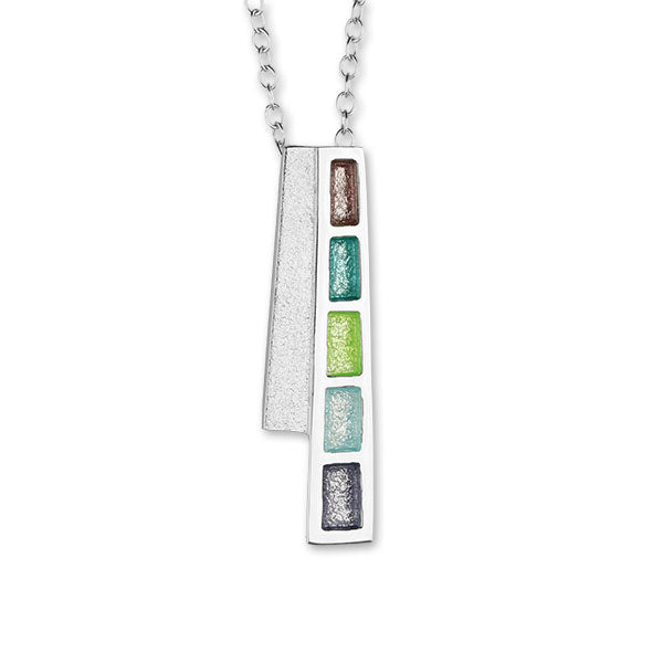 Indulge Silver Pendant EP136